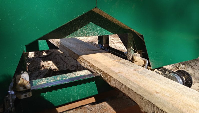 Can You Make Money With a Portable Sawmill? - Woodsy Acres